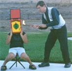 Flaming Head Chest in San Luis Obispo