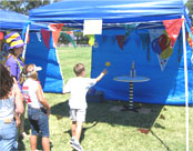 Carnival Games are fun at San Luis Obispo parks