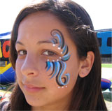 Face Painting is a company picnic favorite!